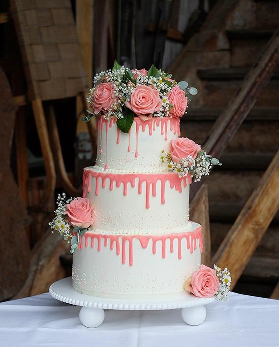 Hochzeitstorten fondant bilder